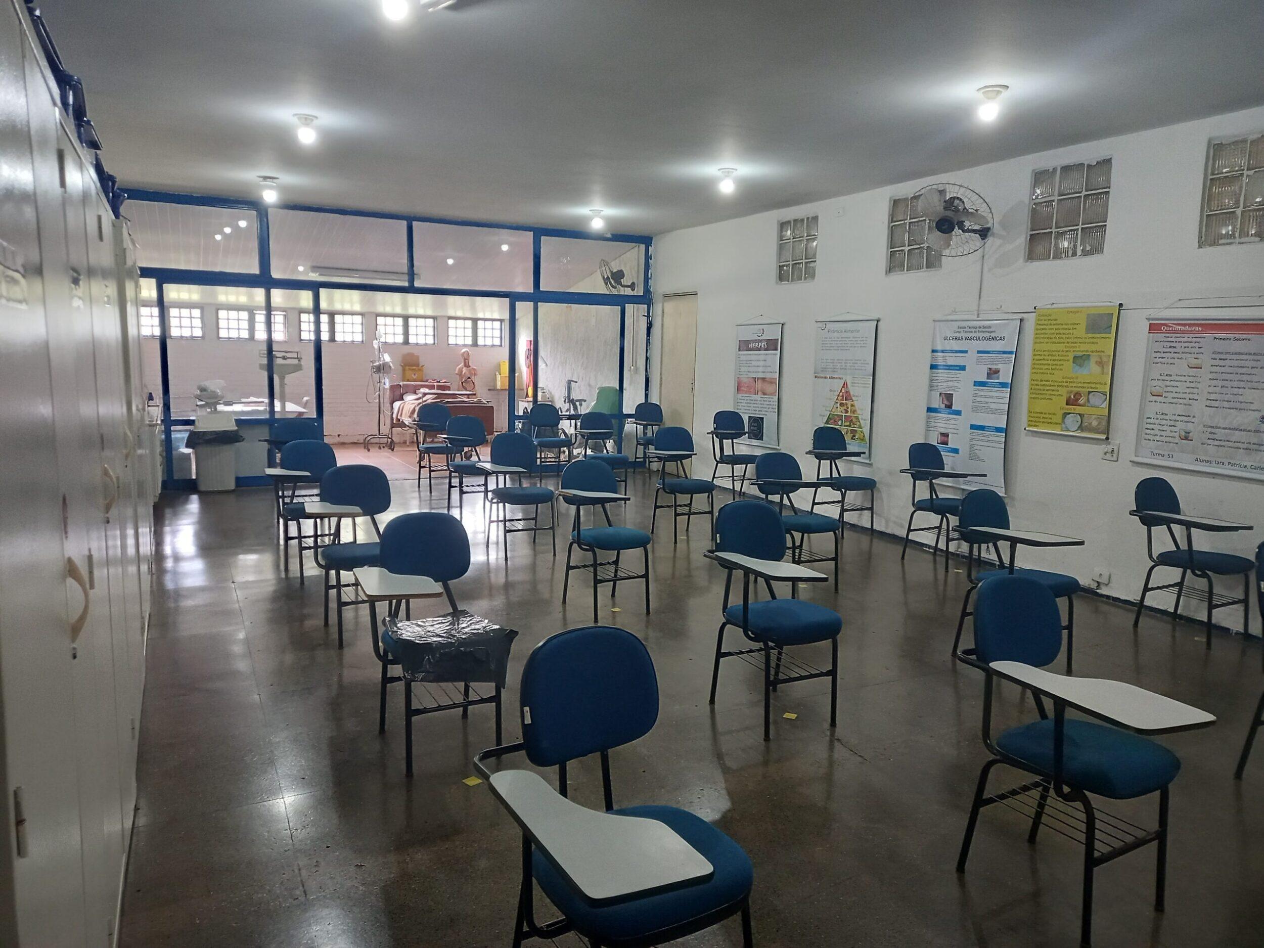 Sala de Aula-Asa Sul 2